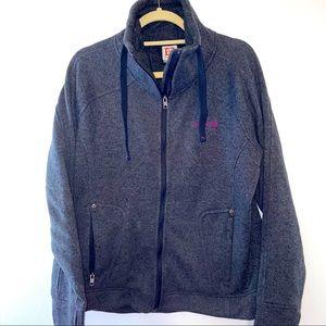 Avalanche Gray Performance Jacket. Size XL